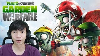 Plants Vs Zombies Garden Warfare - Indonesia Gameplay