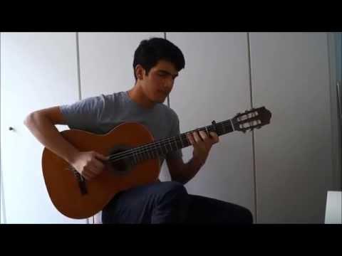 Arctic Monkeys - R U Mine?  [Classical Guitar Cover]