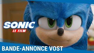 Sonic le film :  bande-annonce VOST