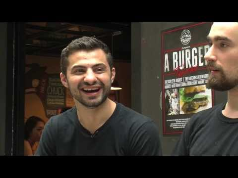 A Burger Takeover with Vinny Lauria