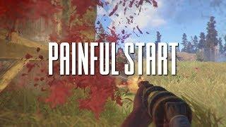Rust - PAINFUL START