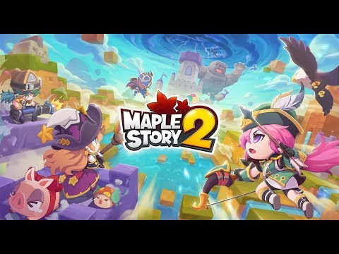 [LIVE] Alienware Plays | Maple Story 2