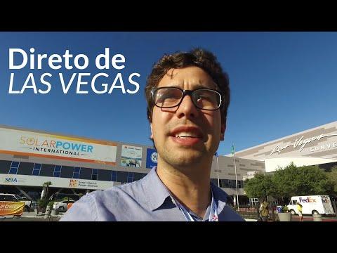 Direto de Las Vegas da maior feira de energia solar dos EUA
