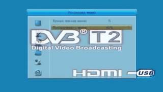 Видео обзор работы Sat-integral 5050 T2
