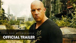 The    Last Witch Hunter (2015) Vin Diesel Movie Trailer