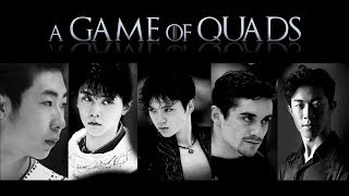 A Game of Quads! Preview of the Figure Skating Men's Event in Pyeongchang 2018