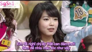 [Vietsub] Star Golden Bell - Yoona,HyoYeon,Sooyoung 2/7