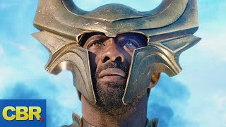 What Nobody Realized About Heimdall In Marvel's Avengers Infinity War And The Thor Movies