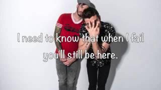 We Dont Believe Whats on TV - Twenty One Pilots Lyrics
