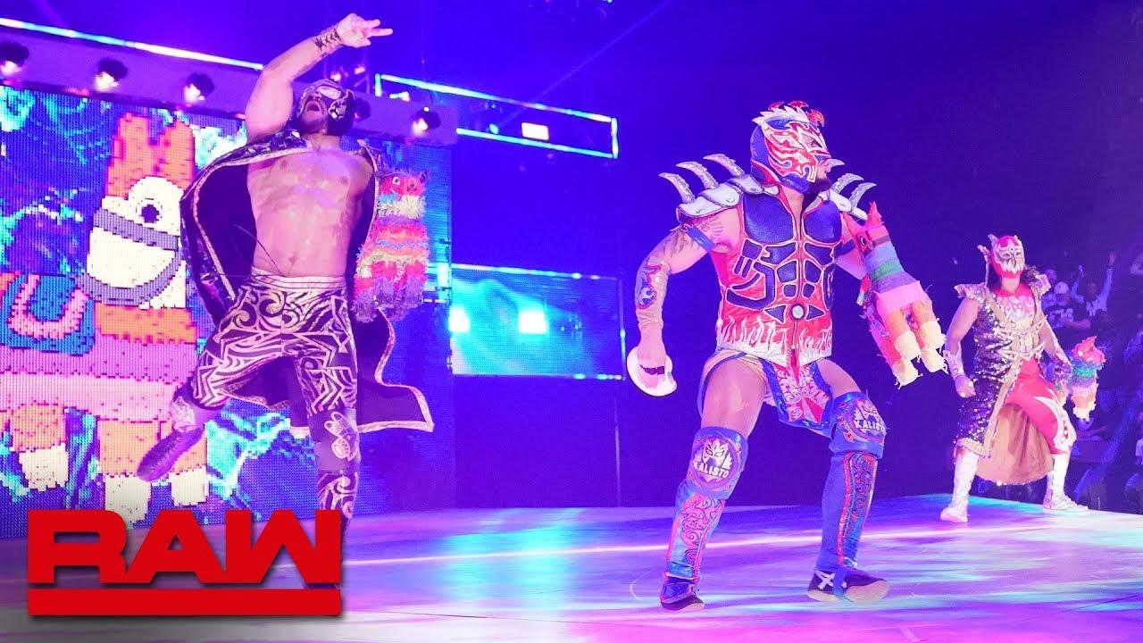 Bray Wyatt On The End Of Ramblin' Rabbit, Identity Of RAW ...