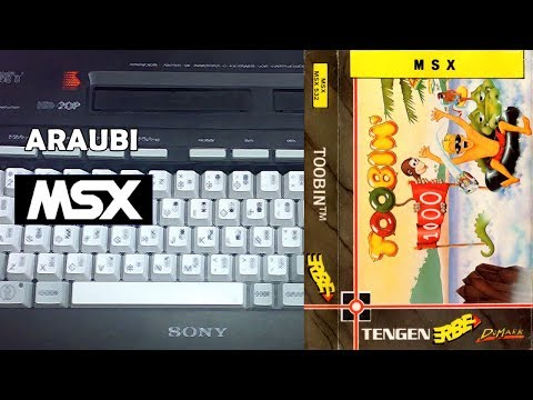 Toobin' (Domark, 1989) MSX [446] Walkthrough