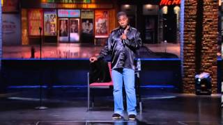 Tracy Morgan - Aint nobody suckin' in here