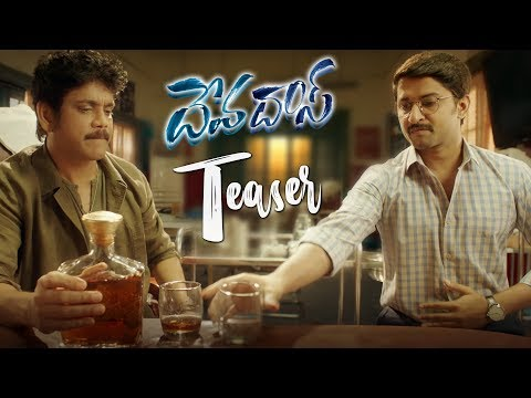 Devadas Movie Teaser