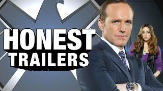 Agents of S.H.I.E.L.D. (Honest Trailer)