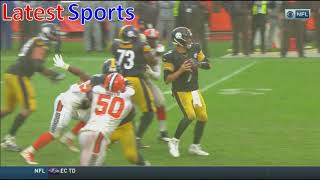 Cleveland Browns Tie the Steelers in Overtime with 2 Missed Field Goals! Week 1 Highlights 2018