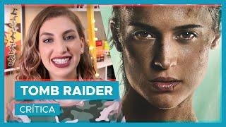 TOMB RAIDER   Lara Croft é minha guerreirinha!