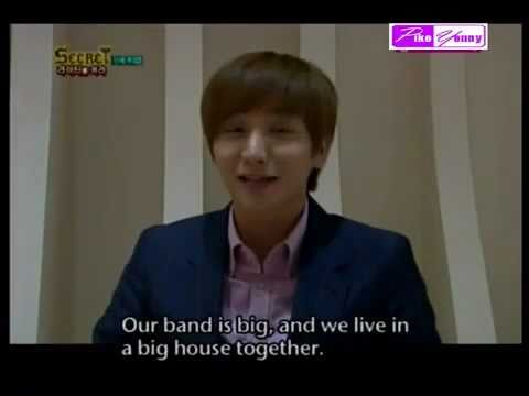 [HQ] [ENG] Super Junior's Kim Heechul's Biggest Secrets [PART 2/3]