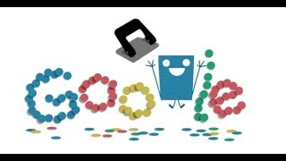 Hole Punch Google Doodle History and Facts