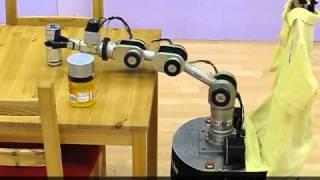 Mobile Manipulation - Robot