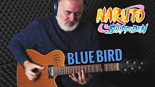 "OST ""Naruto"" - Blue Bird (Fingersyle Guitar Cover by Igor Presnyakov)"
