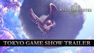 Monster Hunter: World - TGS 2017 Trailer