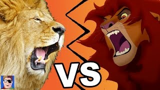 Is The Live-Action Lion King A Good Idea?