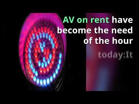 AV Rental Dubai - Audio Consultants in Dubai