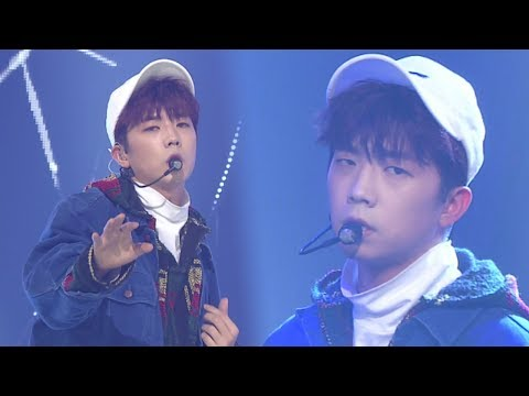 《Comeback Special》 Wooyoung(장우영) - Don't act @인기가요 Inkigayo 20180121