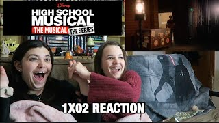 HIGH SCHOOL MUSICAL THE MUSICAL THE SERIES 1X02 REACTION