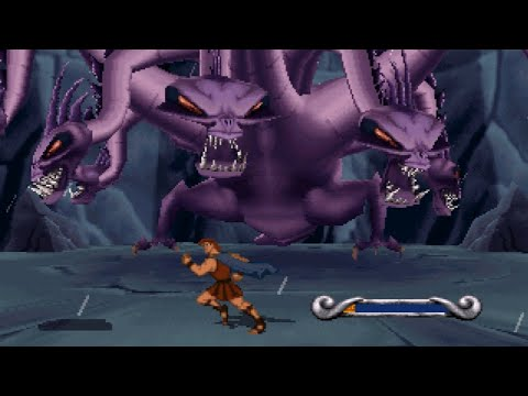 Disney's Hercules (Eurocom Developments) (Windows) [1997] [PC Longplay]