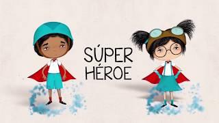 ¡Aprende a cuidar tu cuerpo y sé tu propio superhéroe!