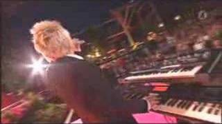Howard Jones - Like To Get To Know You Well - Live on Swedish TV 2007