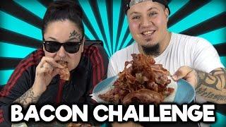 Bacon Challenge - 1 kg på 10 min