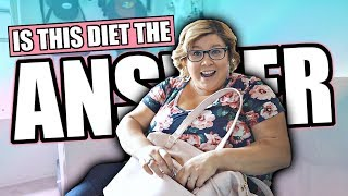 WILL THIS DIET CHANGE MY LIFE?? | FAMILY VLOGGERS