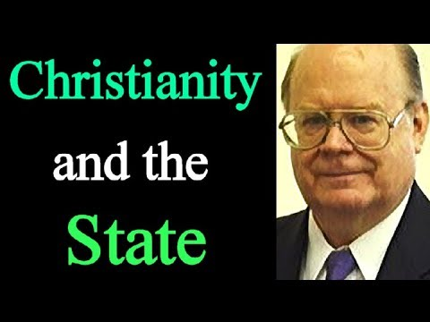 Christianity and the State - Dr. Curt D. Daniel Audio Sermon