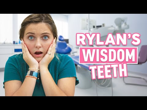 Rylan Gets Her WISDOM TEETH OUT - How Will She REACT?!?