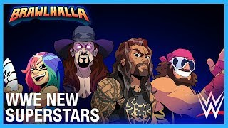 WWE Superstars Wave 2 Trailer preview image