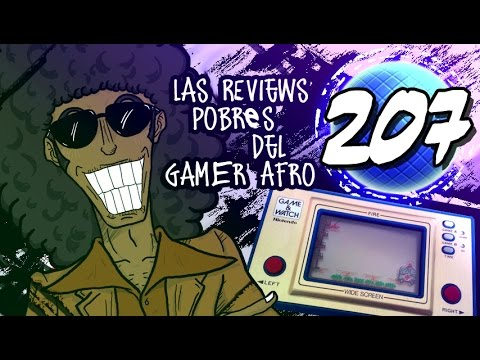 Fire (Game & Watch) - Las Reviews Pobres del Gamer Afro