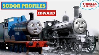 """Thomas & Friends In Real Life: """"Edward The Blue Engine"""" (Episode #2)"""
