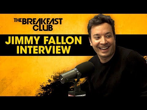 Jimmy Fallon Discusses Fatherhood, Politics On His Show, Cultural Appropriation + More