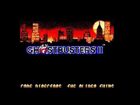 Cazafantasmas II - Amstrad CPC Longplay