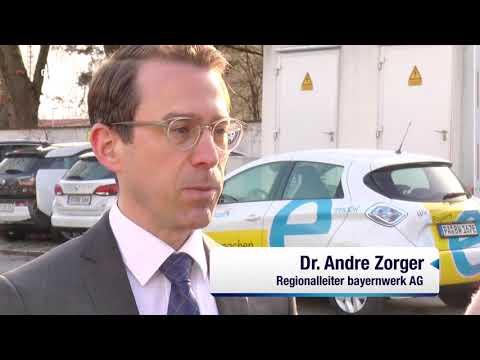 Donau TV: Forschungsprojekt Electrific - Digitale Lösungen rund um E-Mobilität
