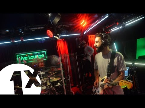 Rudimental cover Ed Sheeran Thinking Out Loud in the 1Xtra Live Lounge