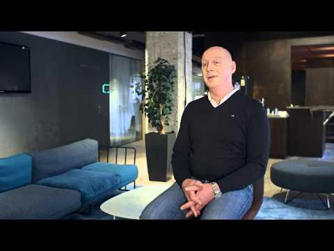 Träffa Lars Book, produktionschef