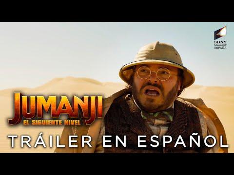 JUMANJI: SIGUIENTE NIVEL. Tráiler Final HD en español. En cines 13 de diciembre.