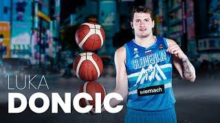 Luka Doncic - You can't guard him!   #Tokyo2020 ⚡ mixtape