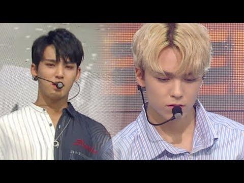 《EMOTIONAL》 SEVENTEEN (세븐틴) - Don't Wanna Cry (울고 싶지 않아) @인기가요 Inkigayo 20170618