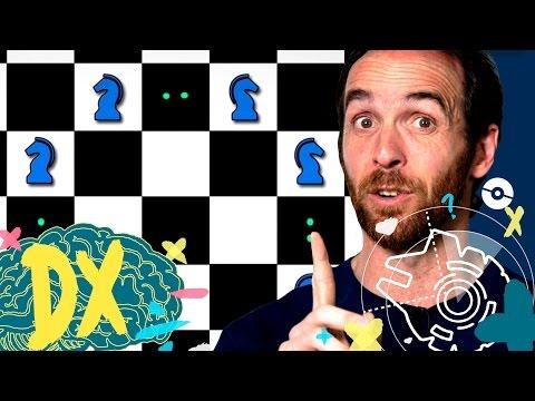El problema del caballo| Matemáticas, magia y ajedrez