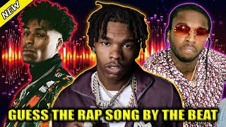 GUESS THE RAP SONG BY THE BEAT