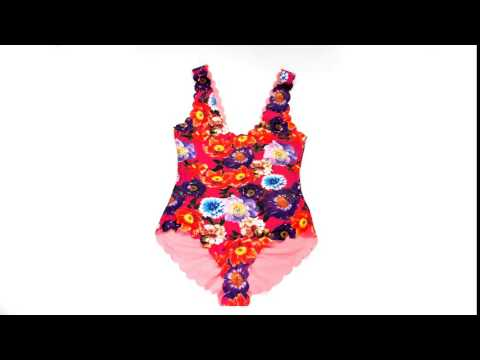 BENDITO MAREA REVERSIBLE SWIMSUIT - AGUA BENDITA